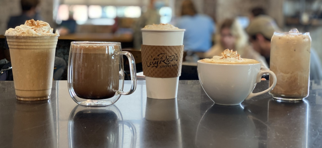 Gourmet Organic Flavored Coffee