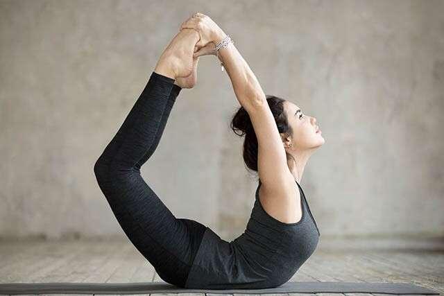 yoga body transformation